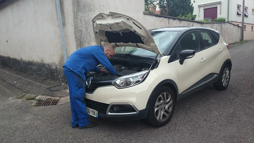 Electricien automobile Lorraine - Garage Marchal