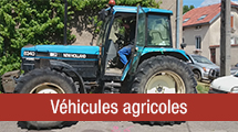 Véhicules agricoles